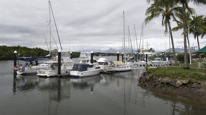 Cairns Cruising Yacht Squadron Marina Moorings