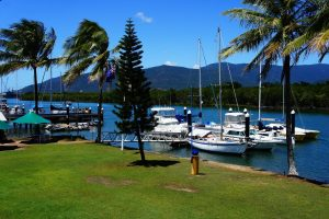 Cairns Cruising Yacht Squadron views