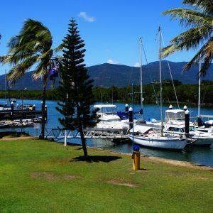 Cairns Cruising Yacht Squadron views