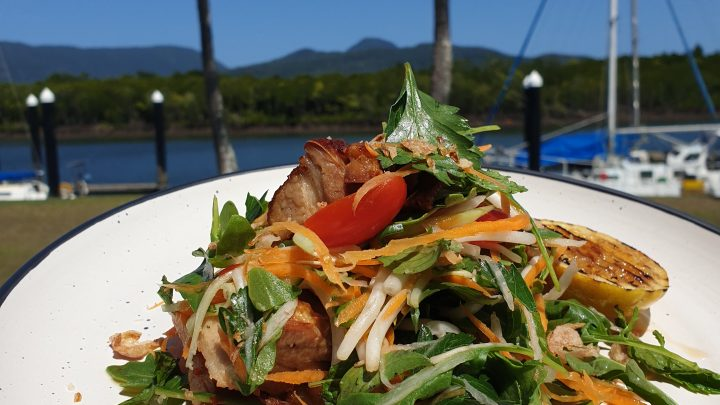 Cairns Yacht Club Food1
