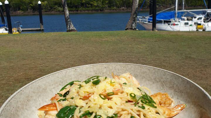 Cairns Yacht Club Food3