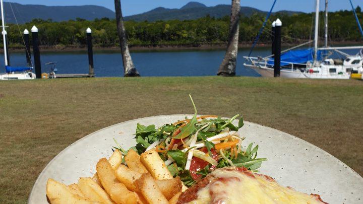 Cairns Yacht Club Food4